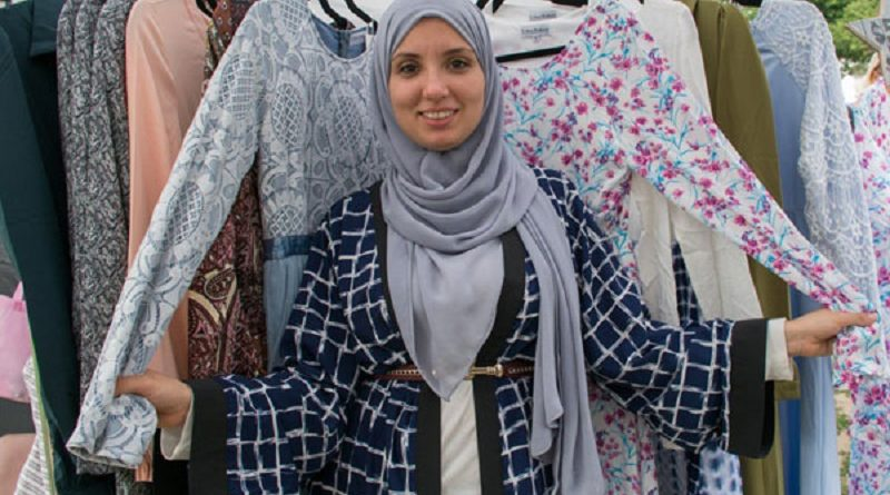 Clothing items for muslims