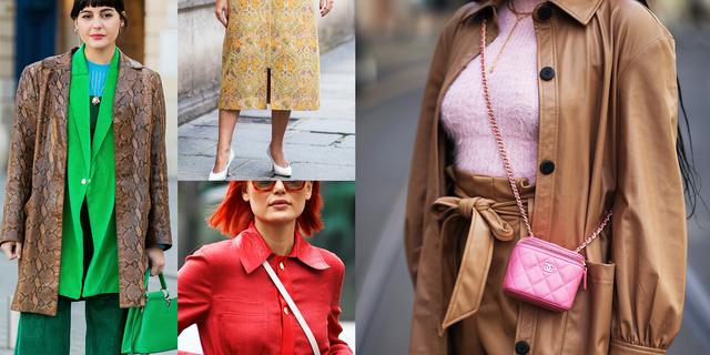 4 High Fashion Street Looks