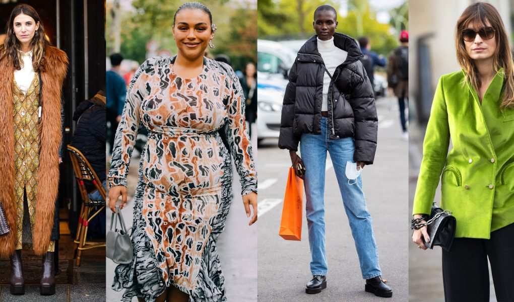 Four Casual Winter Fashion