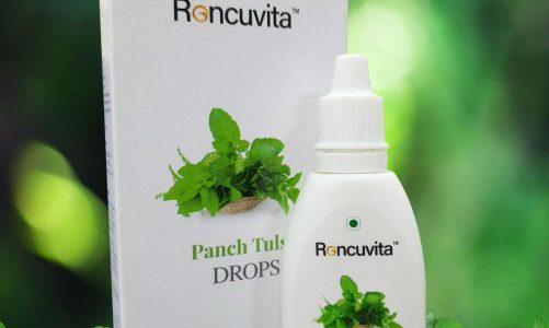 Benefits of Panch Tulsi Drops